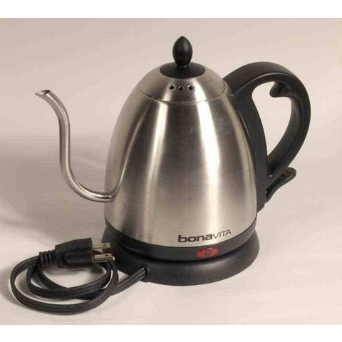 bonavita kettles stovetop electric and variable temperature electric