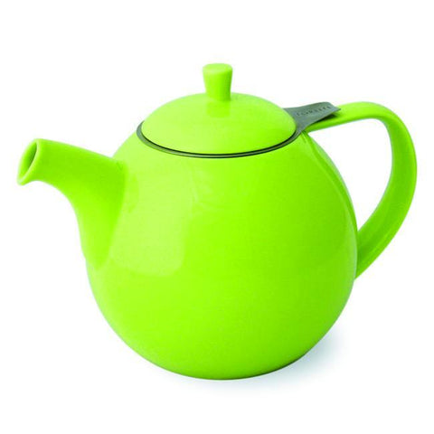 Curve Teapot with Infuser (45oz)  More Colors
