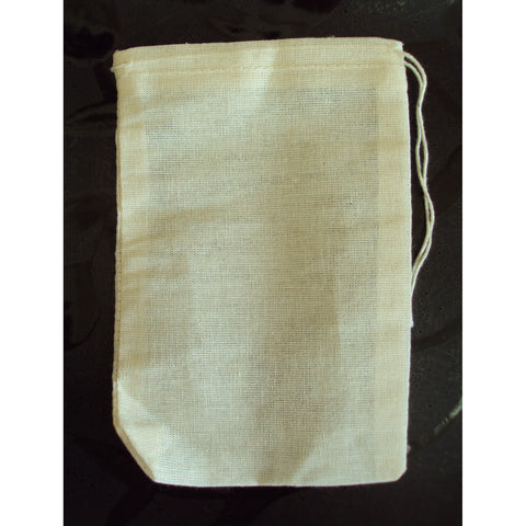 Cotton Muslin Bags /Pack of 5
