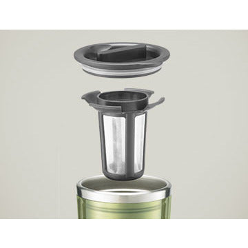 Double-Wall Stainless Steel Tumbler (2 Colors)