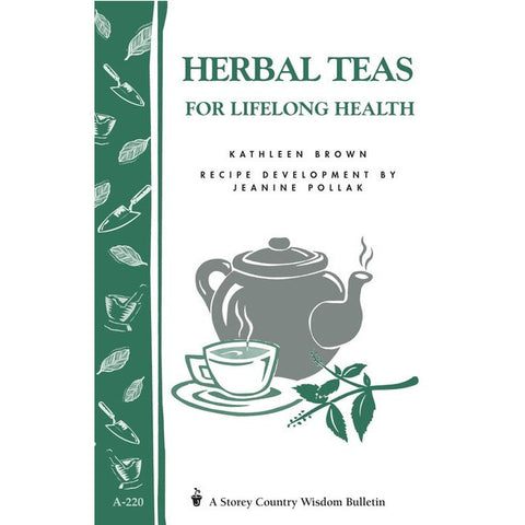 Herbal Teas for Lifelong Health