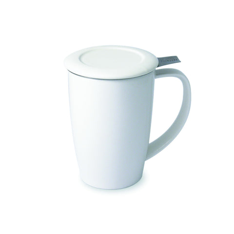 Curve Tall Tea Mug with Infuser (15 oz.)   More Colors