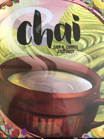 CHAI - An Immersive Tea Board Game
