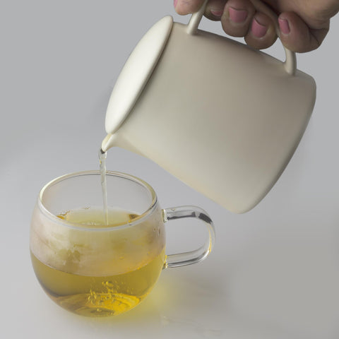 Canary Teapot for One (More Colors)