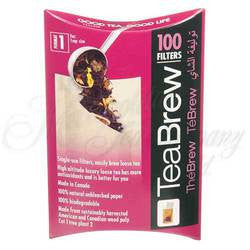 Tea Brew 1 Cup Disposable Tea Filters