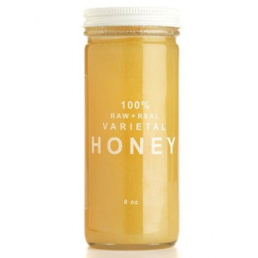 Colorado Sweet Yellow Clover Honey - raw, unfiltered