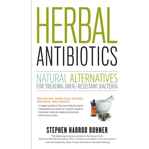 Herbal Antibiotics 2nd Edition