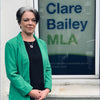 Clare Bailey responds to plastic bag levy annual statistics