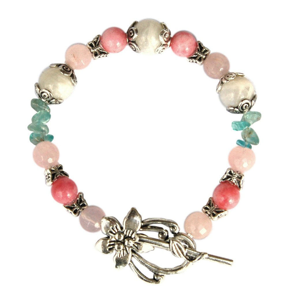 Diet and Weight Loss Gemstone Bracelet