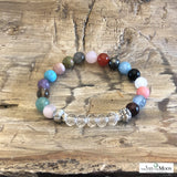 Whole and Complete Fertility Crystals Bracelet
