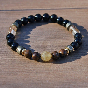 Confidence, Strength + Success Bracelet