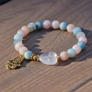 Attracting Love Gemstone Bracelet (400264576)