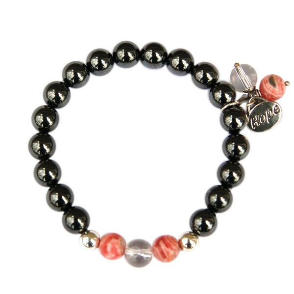 Spiritual Cancer Healing  Bracelet Using Healing Stones for Cancer