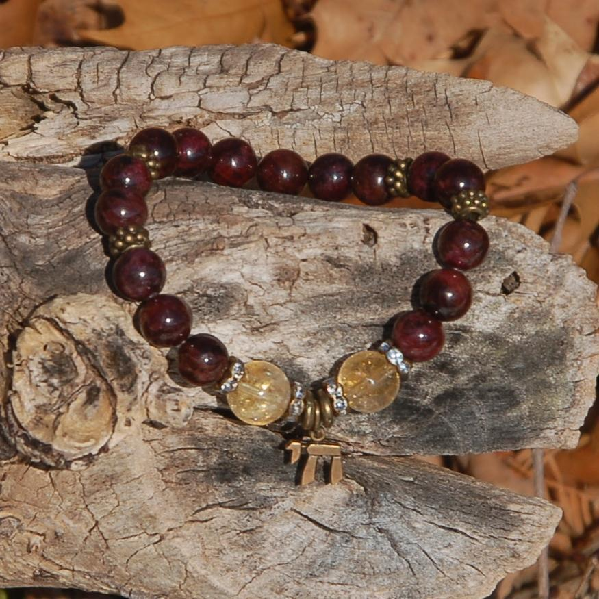 The Perfect 18 Chai Mala Bracelet