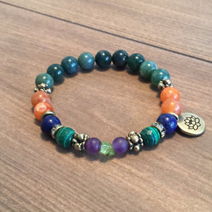 Full Circle Pregnancy, Childbirth, Labor + Post-Partum Bracelet