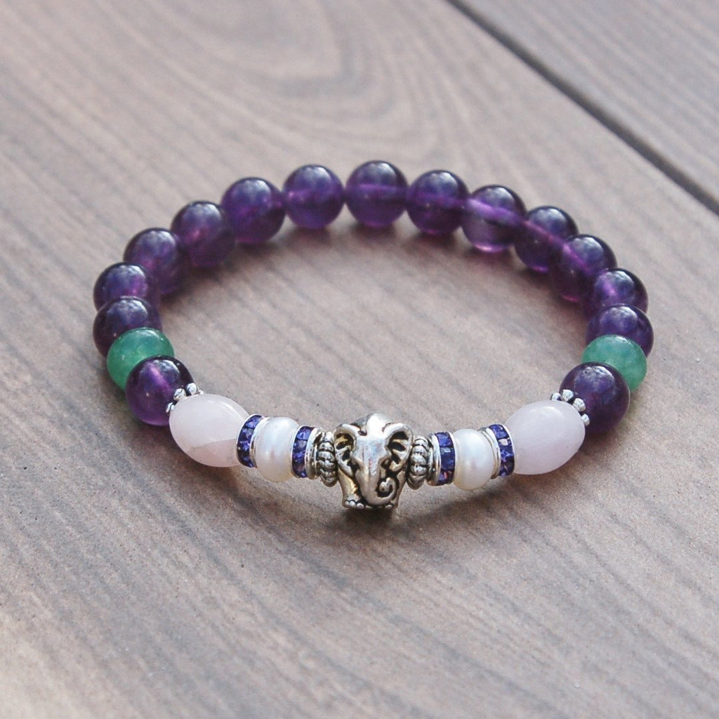 Patience + Protection Fertility Bracelet