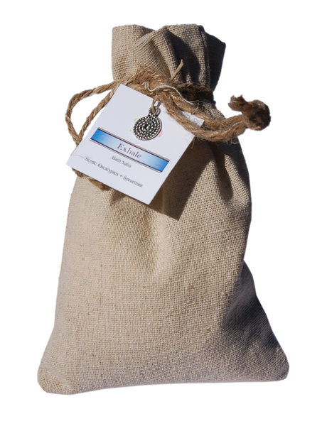 Exhale Aromatherapy Bath Salts