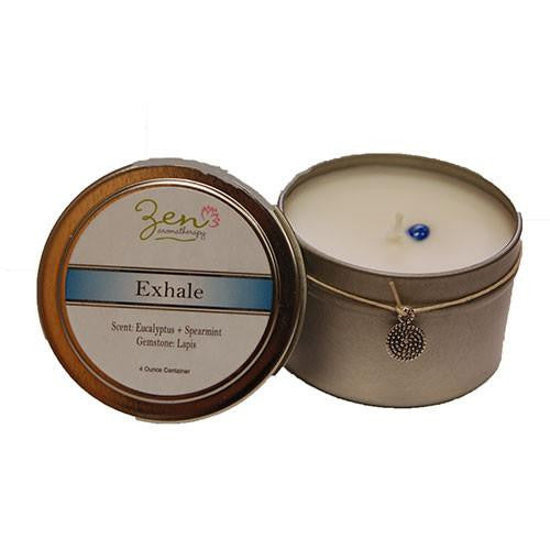 Exhale Aromatherapy Candle