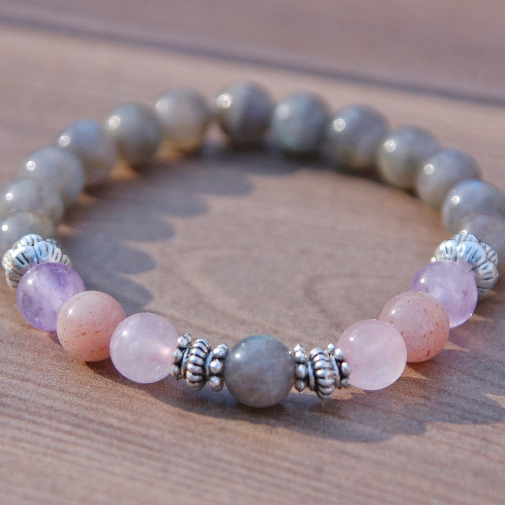 Labradorite Fertility and Pregnancy Bracelet
