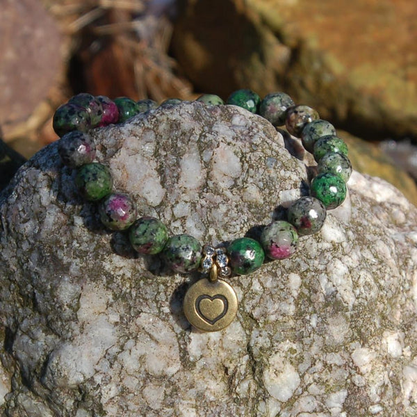 Filled With Love Heart Chakra + Meditation Bracelet