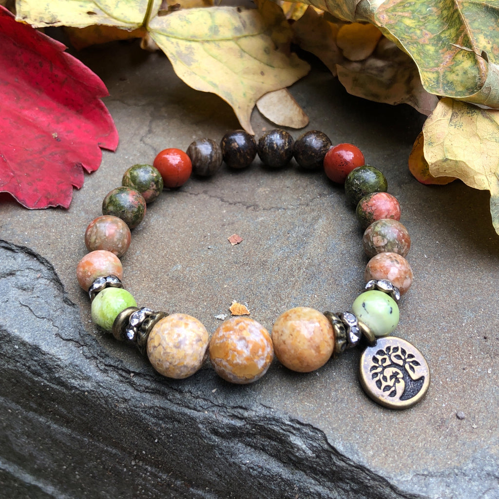 October's Bracelet of The Month: Transtion + Change Ombre