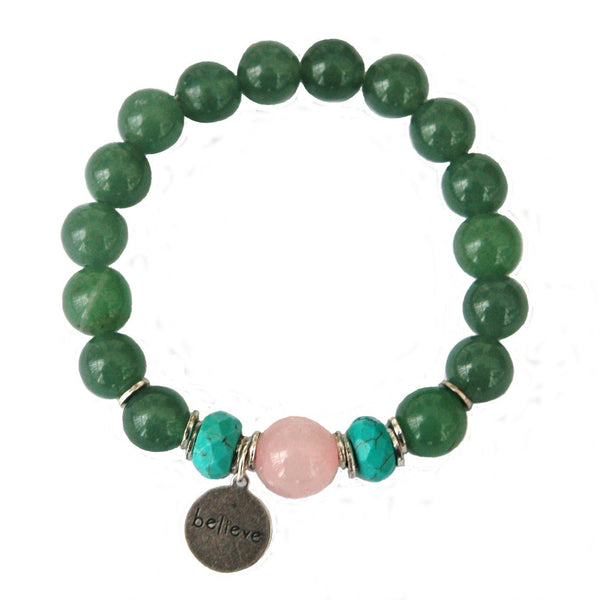 Julie Chen Inspired Fertility Bracelet