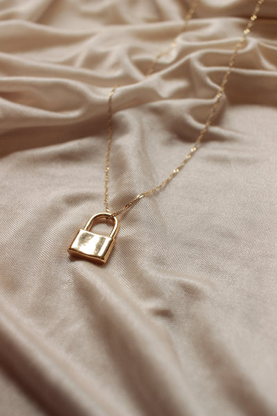 Lockdown Necklace