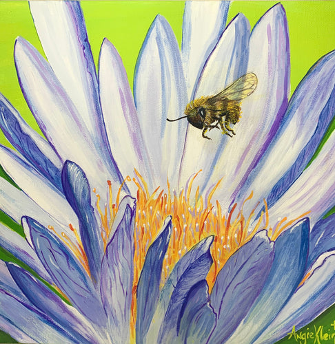 Busy Bee- Original Art
