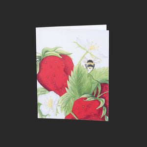 The Berry & The Bee Note Cards