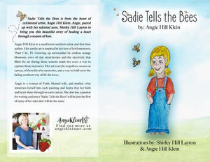 Sadie Tells the Bees