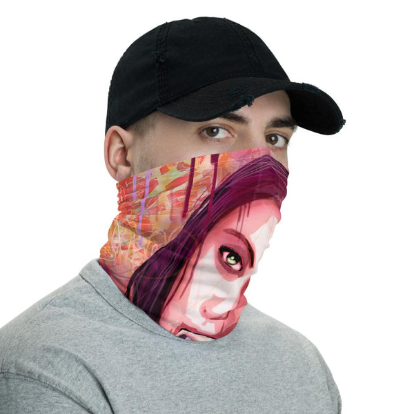 All About Them Likes Neck Gaiter - REBHORN DESIGN
