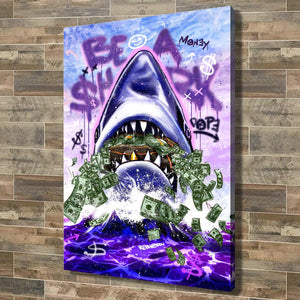 BE A SHARK - REBHORN DESIGN