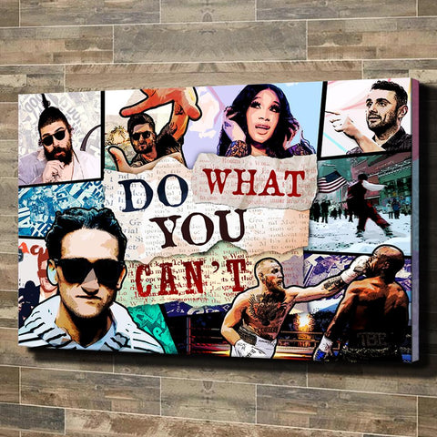 DO WHAT YOU CAN'T - REBHORN DESIGN