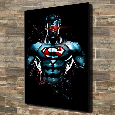 MAN OF STEEL - REBHORN DESIGN