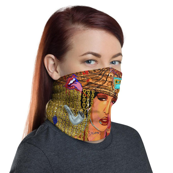 Never Apologize For Being Yourself Neck Gaiter - REBHORN DESIGN