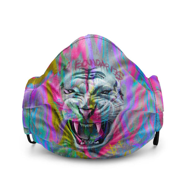 No Boundaries Face Mask - REBHORN DESIGN
