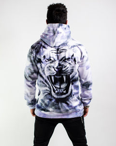 No Boundaries Unisex Tie-Dye Pull-Over Hoodies - REBHORN DESIGN