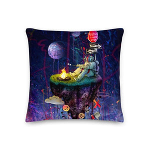 SEPARATE YOURSELF TO ELEVATE YOURSELF - PREMIUM PILLOW - REBHORN DESIGN