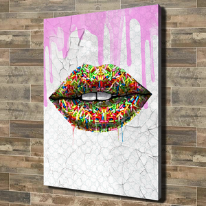 SPRINKLED LIPS - REBHORN DESIGN
