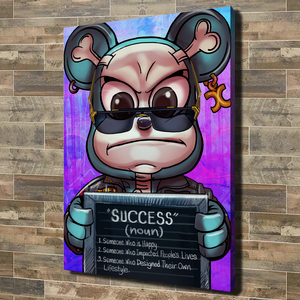 SUCCESS DEFINITION W/ BEAR BRICK - REBHORN DESIGN