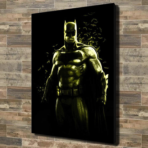 THE DARK KNIGHT - REBHORN DESIGN