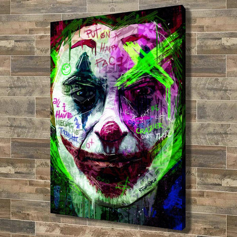 THE JOKER'S WORLD - REBHORN DESIGN