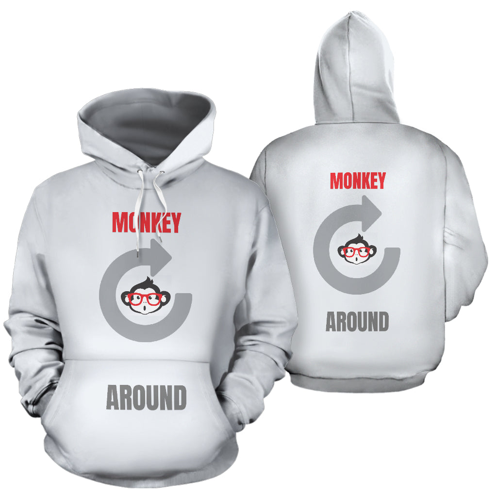 """MONKEY AROUND"" HOODIE"