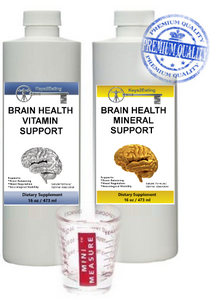Brain Health Vitamins and Minerals