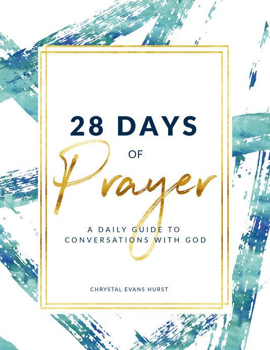 28 Days of Prayer (BOOK BOUND)
