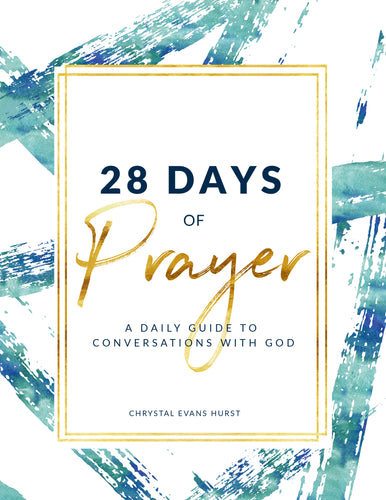 28 Days of Prayer (SPIRAL BOUND)