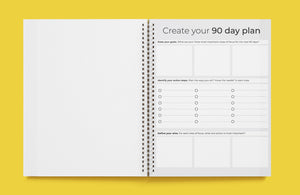 The Full Circle Planner (90 Day Version)