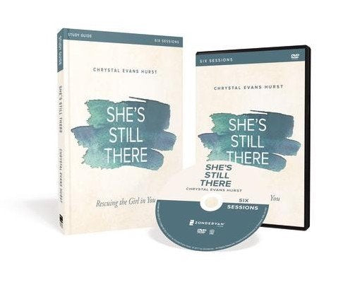 SHE'S STILL THERE STUDY GUIDE + DVD
