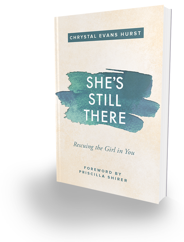 SHE'S STILL THERE PAPERBACK