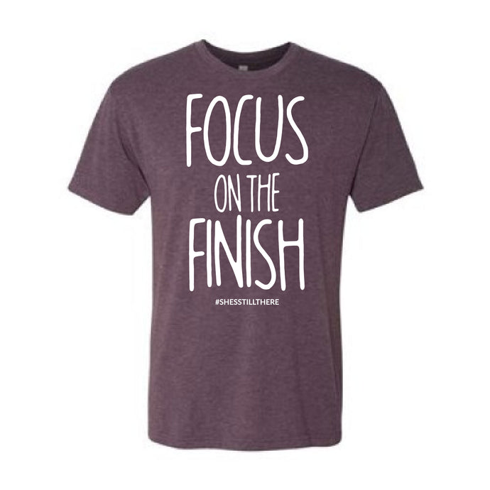 FOCUS ON THE FINISH (PURPLE)